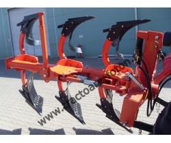 Pluguri reversibile hidraulice RPF2-330;RPF3-330;RPF4-330